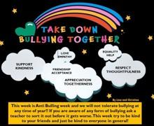 Anti bullying week 23nov2020