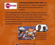 Learning disability week 21jun2021