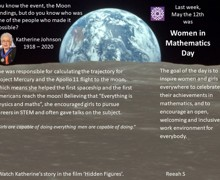 World women in maths day 12may2021